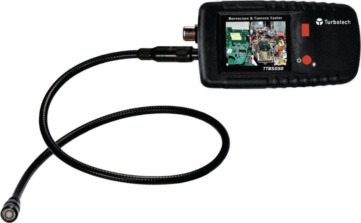 Mini-vidéoscope