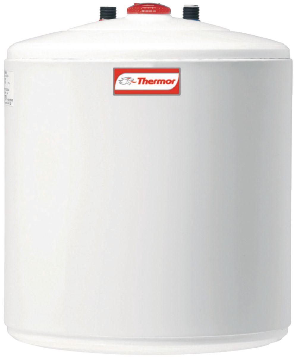Chauffe-eau électrique petite capacité 15 litres compact sous-évier Classe énergétique B réf. 221074