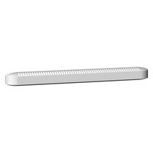 Entree air auto reservation 250x15 mm 15/22/30m3h blanc Réf.850174