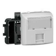 Prise RJ 45 Cat.6 FTP 9 contacts appareillage saillie composable - blanc - Ref.086147