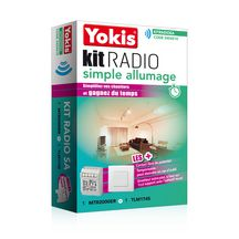 Kit radio simple allumage kitradiosa Réf 5454510