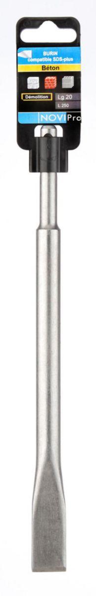 Burin SDS+ bèche NOVIPro 20cm
