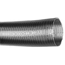 Conduit flexible semi-rigide ALFLEX ALU COMPACTE diamètre : 125 Lg : 3 m Réf. 11091823