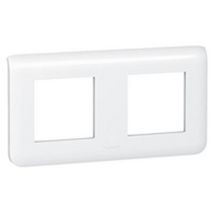 2x2 modules - horizontal - blanc - Ref.078804