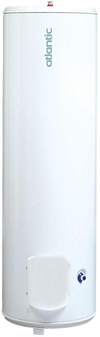 Chauffe-eau électrique CHAUFFEO 300 litres à résistance blindée vertical sur socle TC classe énergétique C 22330 réf. 022330
