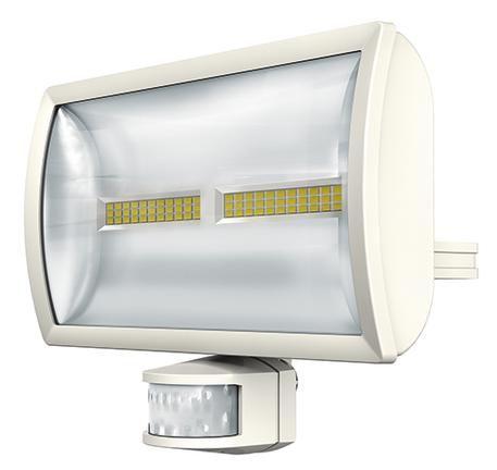 Projecteur Led détecteur Theleda E 20W 5000k blanc - Réf. 1020913