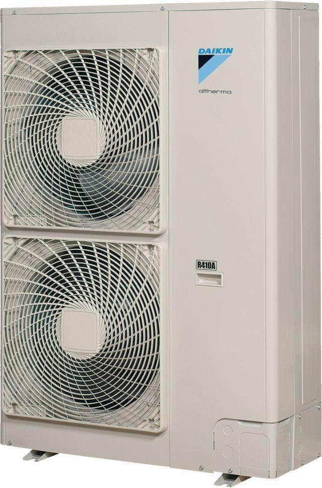 Pompe à chaleur Air/Eau - Groupe extérieur ALTHERMA HT 11 Kw bibloc Inverter R134A série 11 triphasé ERSQ011AY1