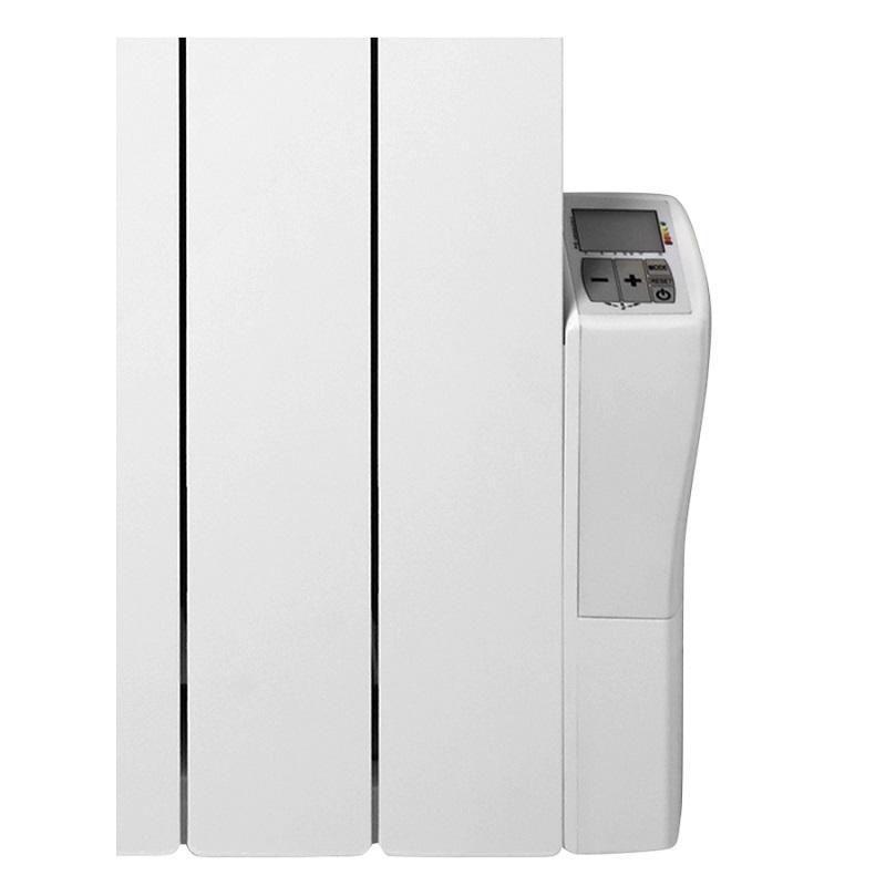 Radiateur Electrique Acova ATOLL LCD 500 W blanc réf. TAXB-050-039/CF