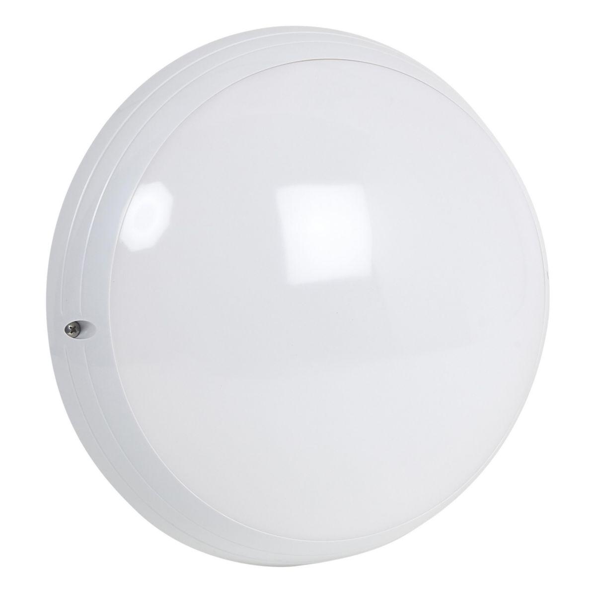 Hublot Astreo 800lm 4000k standard blanc - Réf. SL532180