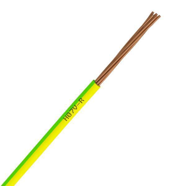 H07v-r 1g25 vert-jaune gl
