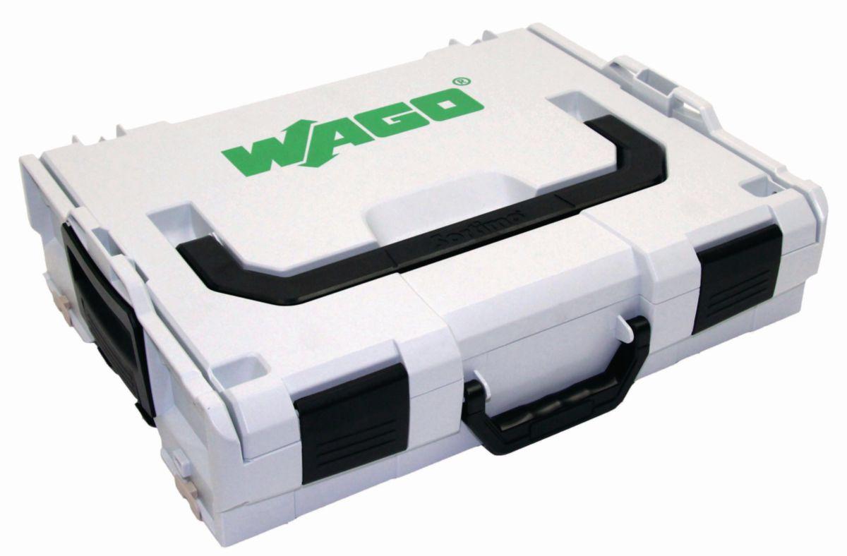 Wago-L-Boxx 750 bornes + 1 mallette Réf 887-108
