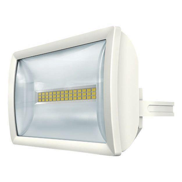 Projecteur Led sans détecteur IP55 Theleda E 20W blanc - Réf. 1020713