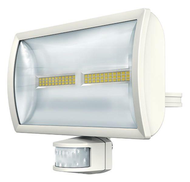 Projecteur Led détecteur Theleda E 30W 5000k blanc - Réf. 1020915
