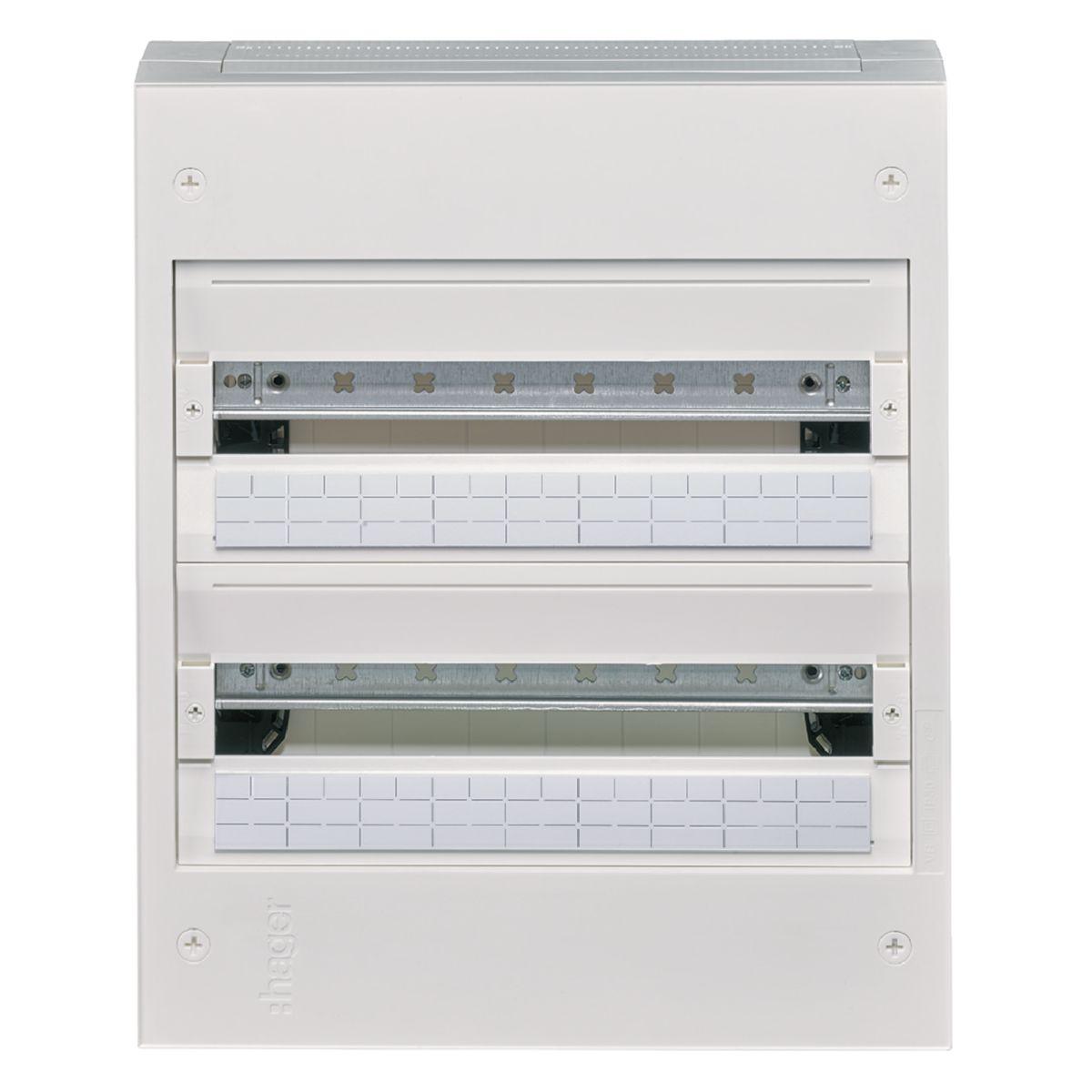 Coffret vega 18 modules 2R Réf. VB218A