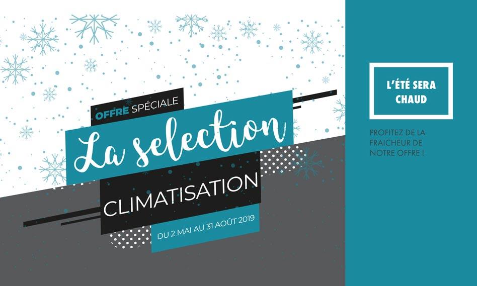 Offre spéciale : la sélection Climatisation